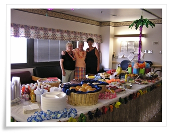 Buffet Aug 2007