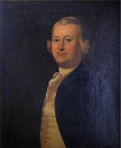 Portraight of James Otis, Jr.