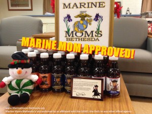 Two If By Tea(R) Marine Mom Approved